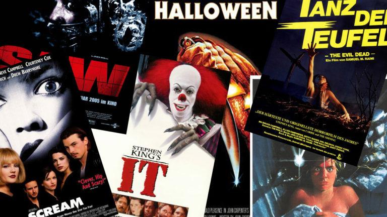 Horrorfilmtipps zur Einstimmung auf Halloween