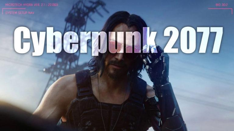 Cyberpunk 2077 Releasedatum und Collectors Edition