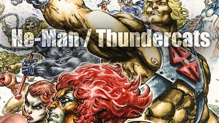 Comicvorstellung: He-Man und die Masters of the Universe / Thundercats von Panini Comics