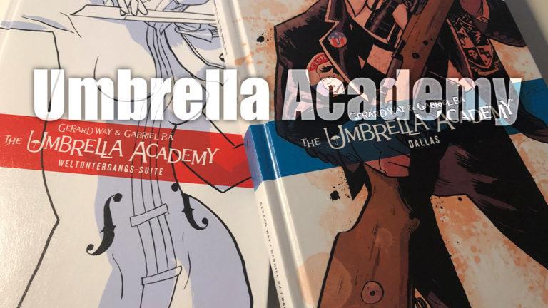 Comicvorstellung: The Umbrella Academy von Cross Cult
