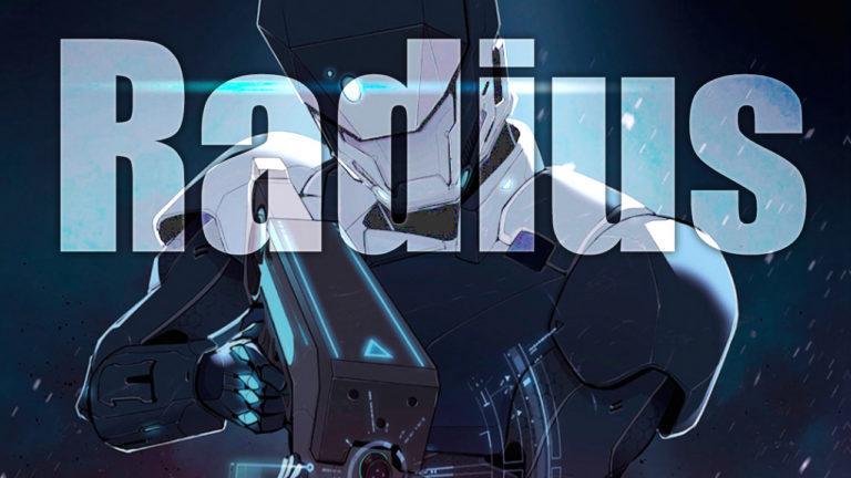 Comicvorstellung: Radius vom Splitter Verlag