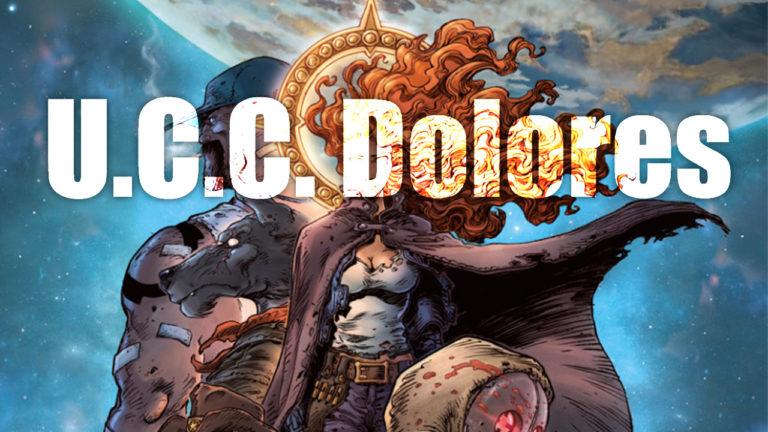 Comicvorstellung: U.C.C. Dolores vom Splitter Verlag