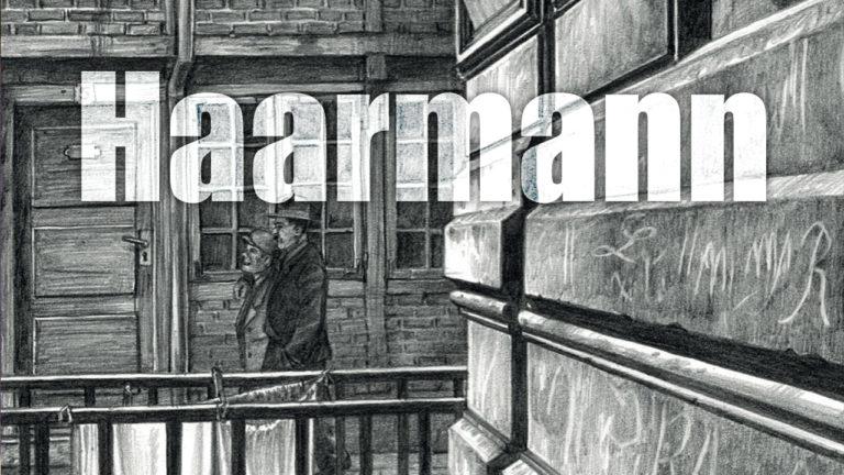 Comicvorstellung: Haarmann vom Carlsen Verlag