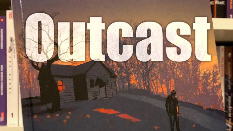 Comicvorstellung: Outcast von Cross Cult