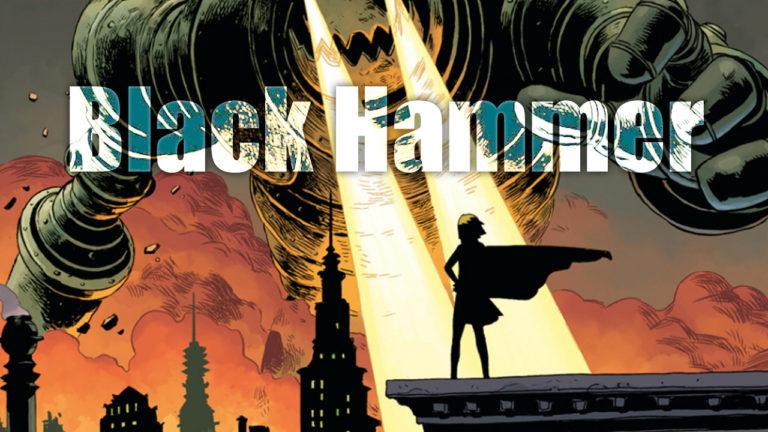 Comicvorstellung: Black Hammer 1 – Vergessene Helden vom Splitter Verlag