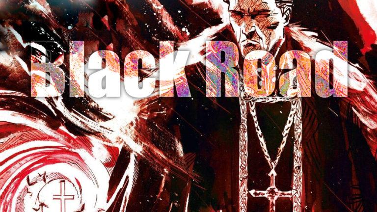 Comicvorstellung: Black Road von Panini