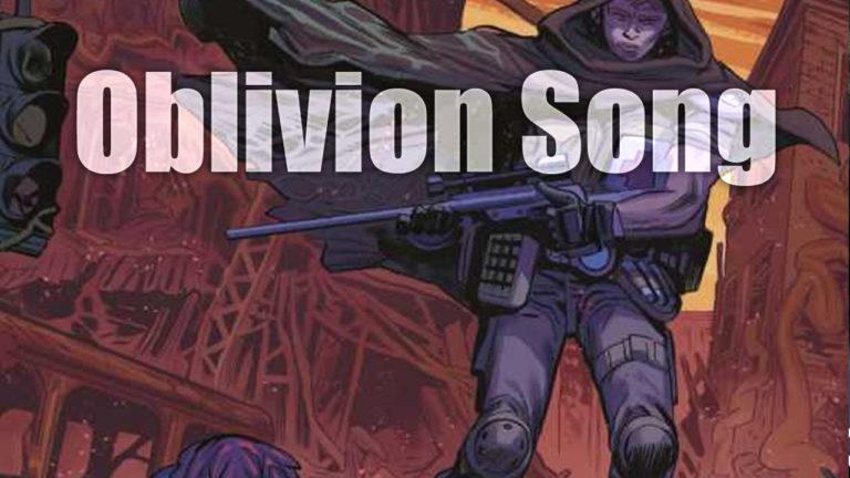 Comicvorstellung: Oblivion Song Band 1 von Cross Cult