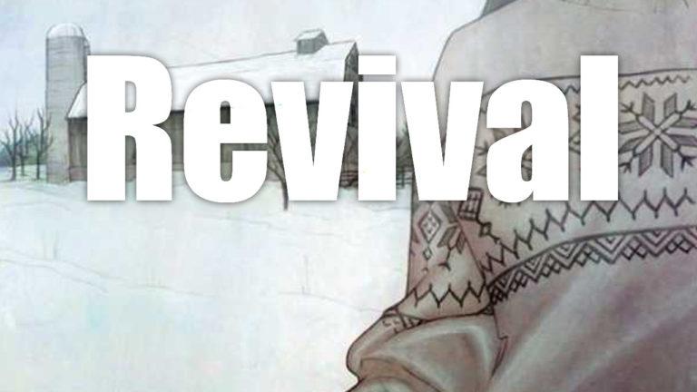 Comicvorstellung: Revival – Unter Freunden von Cross Cult