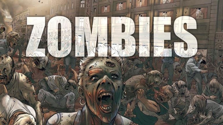 Comicvorstellung: Zombies Teil 0. Tod und Agonie vom Splitter Verlag