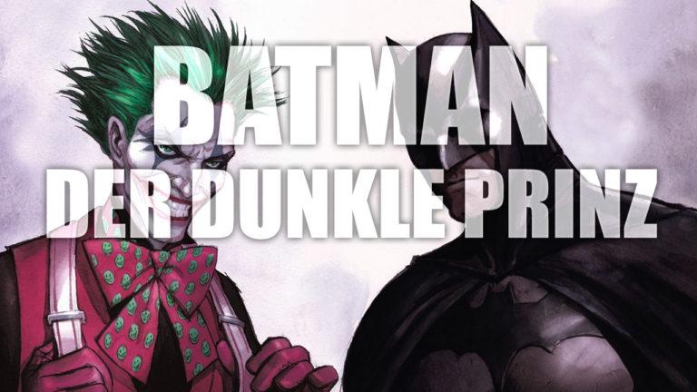 Comicvorstellung: Der dunkle Prinz von Panini Comics