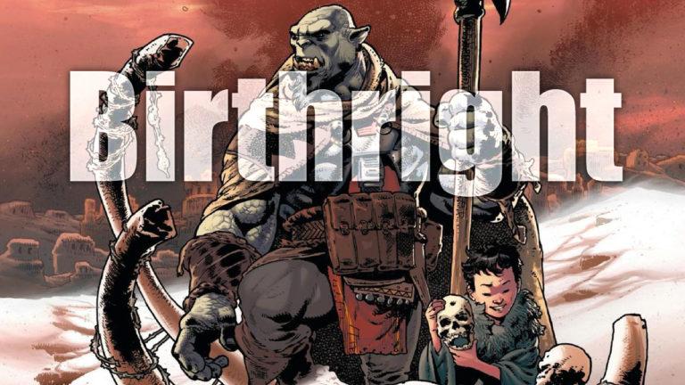 Comicvorstellung: Birthright Band 1 – Heimkehr von Cross Cult