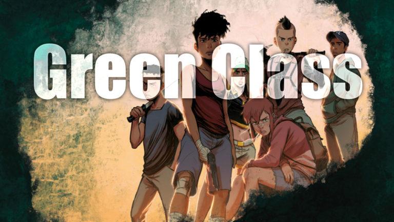 Comicvorstellung: Green Class 1 – Pandemie vom Splitter Verlag