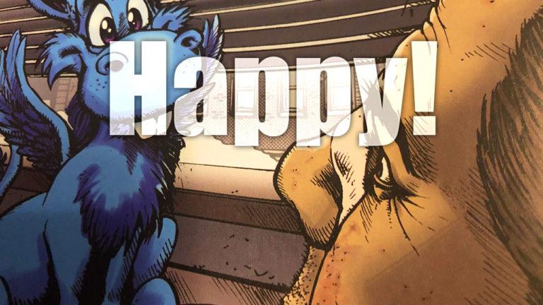Comicvorstellung: Happy! von Panini Comics