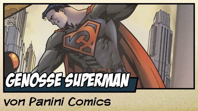 Comicvorstellung: Genosse Superman von Panini Comics (Video)