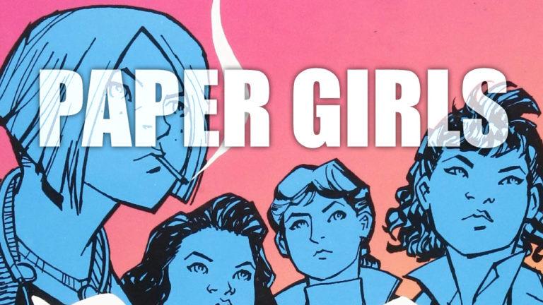 Comicvorstellung: Paper Girls 1 von Cross Cult