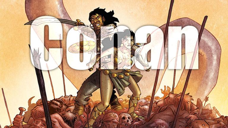 Comicvorstellung: Conan – Die Königin der schwarzen Küste vom Splitter Verlag