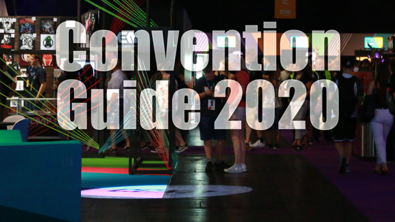 Event- und Convention-Guide 2020