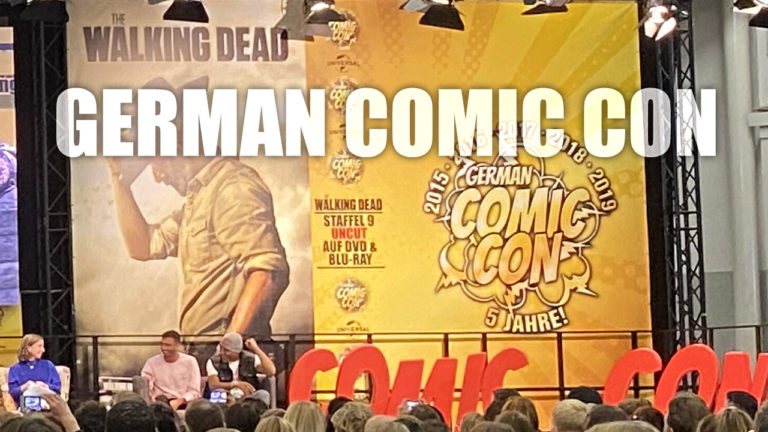 German Comic Con 2019 in Dortmund – Ein Eventbericht