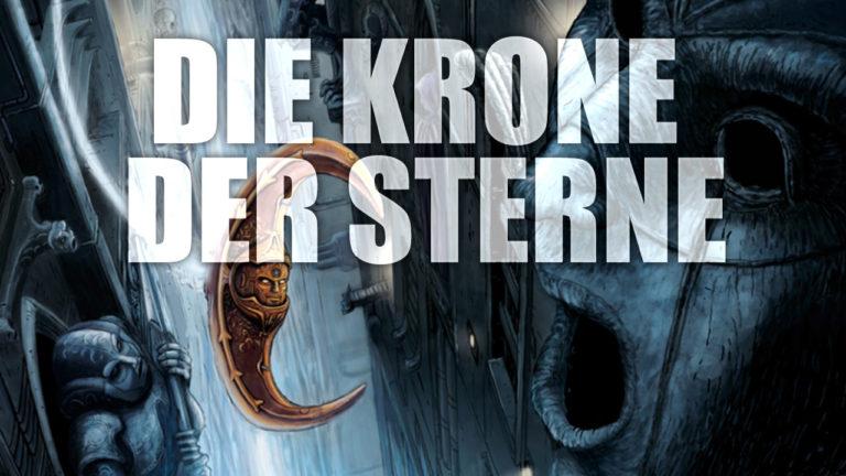 Comicvorstellung: Die Krone der Sterne Band 1 – Nachtwärts vom Splitter Verlag