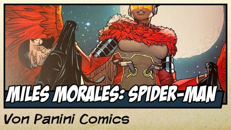 Comicvorstellung: Miles Morales Spider-Man – Tagebuch eines jungen Helden von Panini Comics (Video)