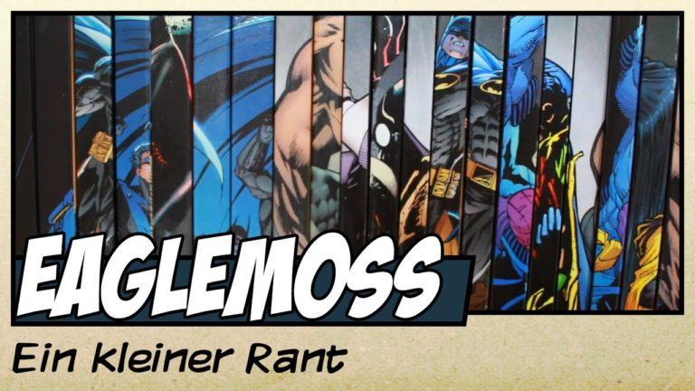 Warum ich mein Batman Graphic Novel Collection Abonnement bei Eaglemoss gekündigt habe (Video)