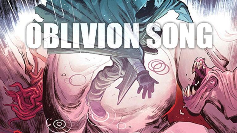Comicvorstellung: Oblivion Song Band 2 von Cross Cult