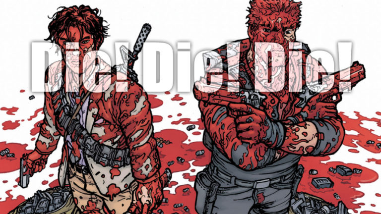 Comicvorstellung: Die! Die! Die! Band 1 von Cross Cult