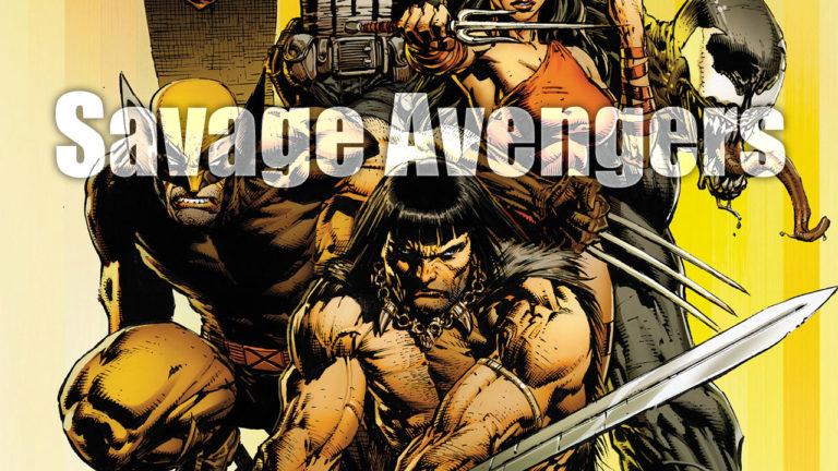 Comicvorstellung: Savage Avengers Band 1 von Panini Comics
