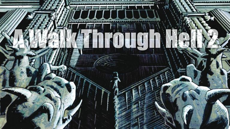 Comicvorstellung: A Walk through Hell 2 – Die Kathedrale von Cross Cult