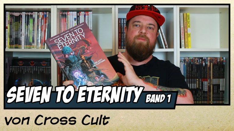 Comicvorstellung: Seven to Eternity Band 1 – Der Gott des Flüsterns von Cross Cult (Video)