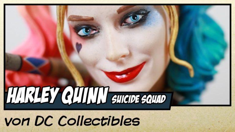 Harley Quinn Statue (Suicide Squad) von DC Collectibles