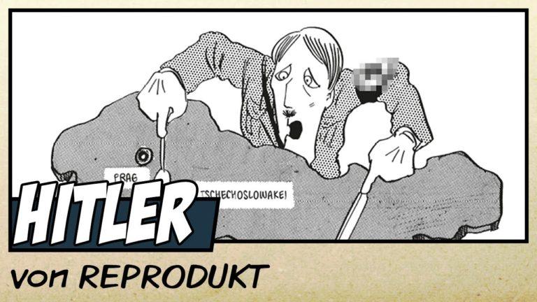 Comicvorstellung: Hitler von REPRODUKT