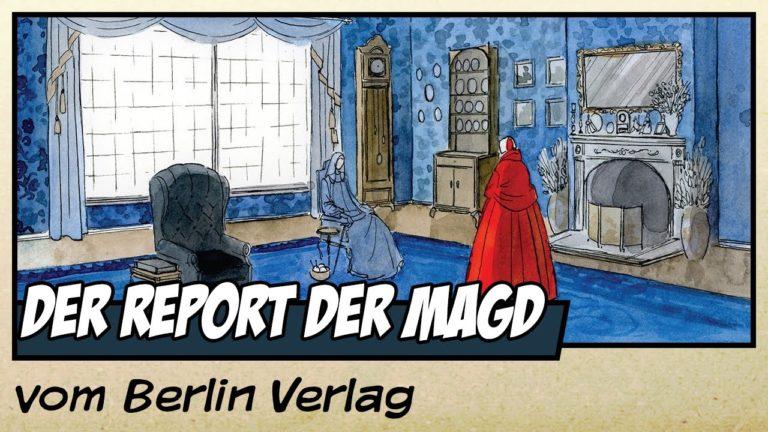 Comicvorstellung: Der Report der Magd vom Berlin Verlag (Video)