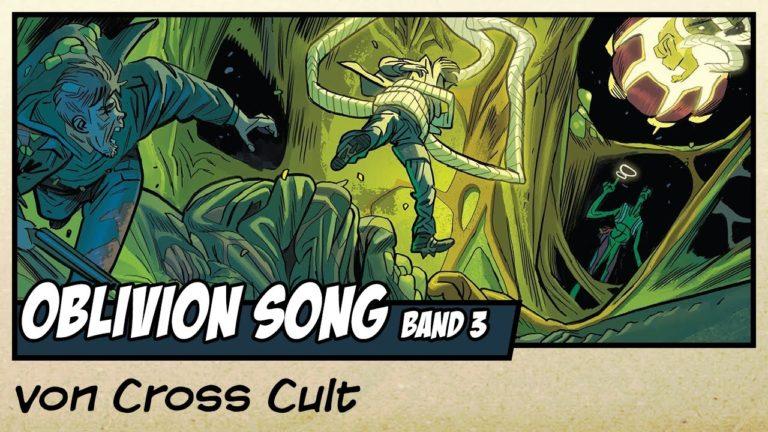 Comicvorstellung: Oblivion Song Band 3 von Cross Cult (Video)