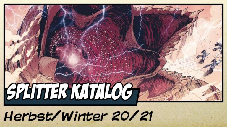 Der neue Splitter Katalog Herbst/Winter 2020/2021 im Überblick (Video)