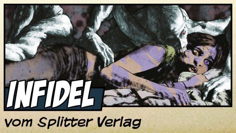 Comicvorstellung: Infidel vom Splitter Verlag (Video)