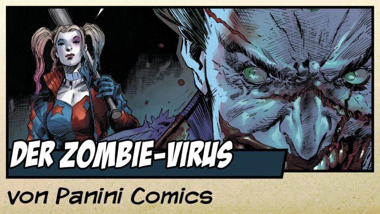 Comicvorstellung: DC-Horror – Der Zombie-Virus von Panini Comics (Video)